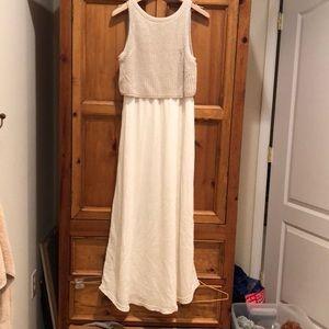 Moth maxi dress NEVER WORN